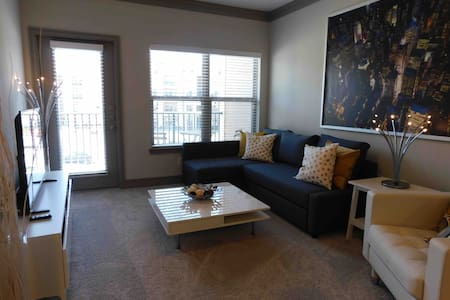 Chic Luxury Living, 2 BR APT, Raleigh - By Candace