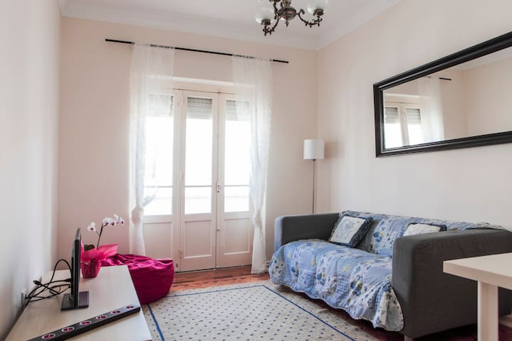 Modern flat 30 min away from Lisbon - Montijo - อพาร์ทเมนท์