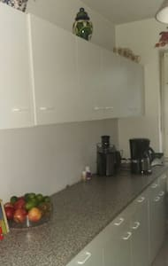 Room in a 3 room flat near the city - Apartment