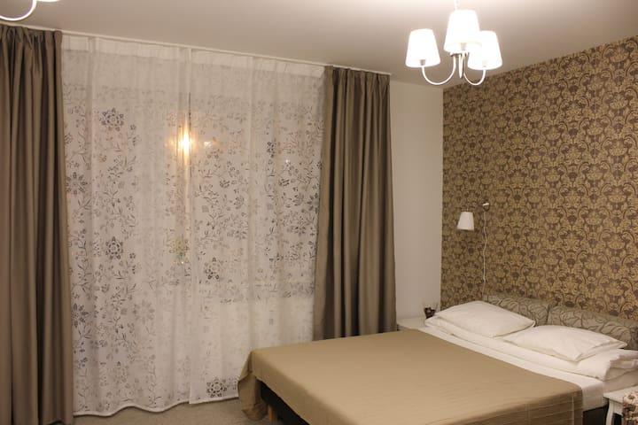 Kolorowa Guest Rooms для семей, Варшава
