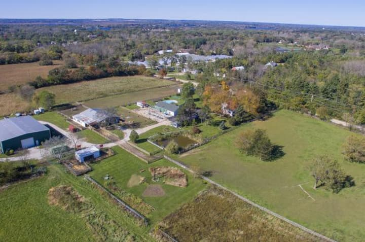 Cozy country getaway in beautiful Lake County IL