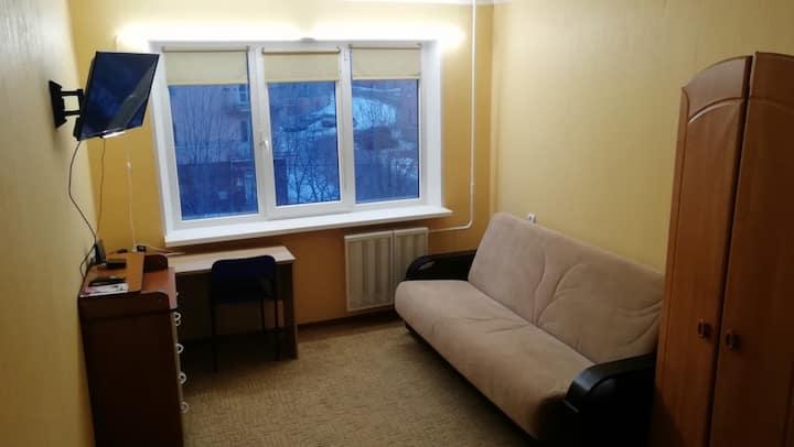 Уютная квартира в центре Хибин