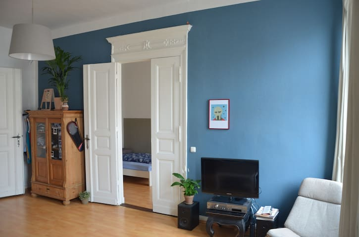 cosy and bright flat near centralstation - Berlijn - Appartement