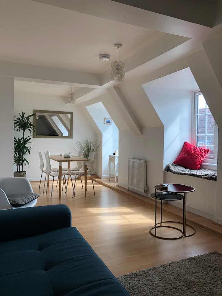 Stunning, One bedroom loft Apartment, East Dulwich