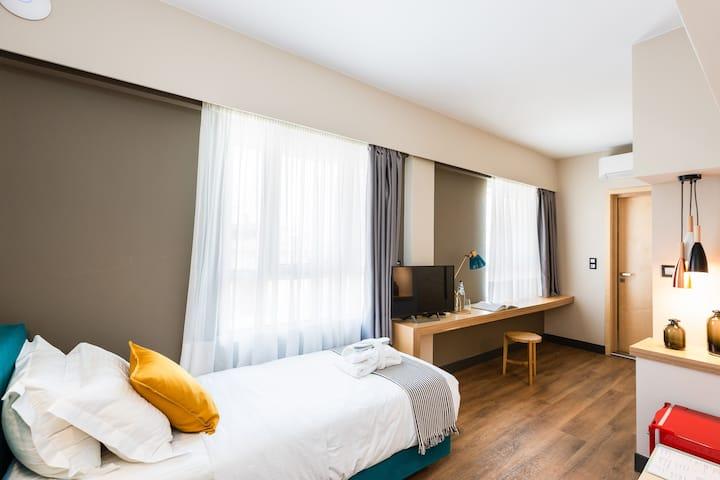 St Bjur. Suites-Single Room