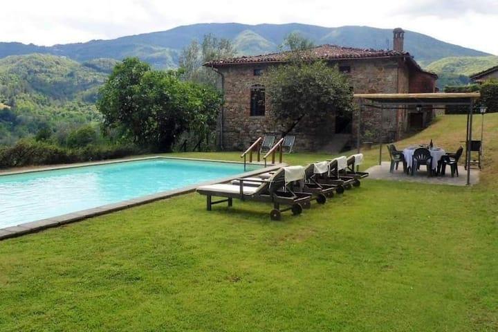 Villa Baroni - casa vacanze