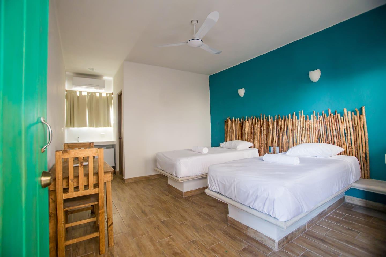 Habitación privada / Private Room