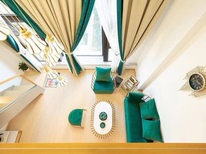 【瞰海】loft海景公寓