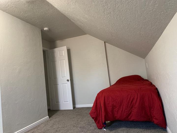 Bedroom #3 of Spacious 4B 2B