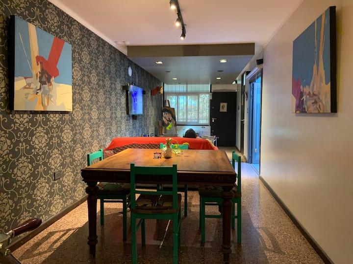 Casa de Diseño/Art Gallery/Winery/Loft