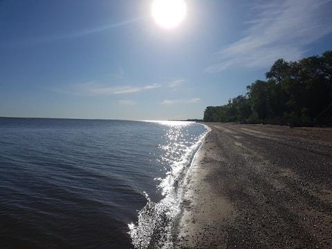 Évasion en bord de lac à Chalet Beach