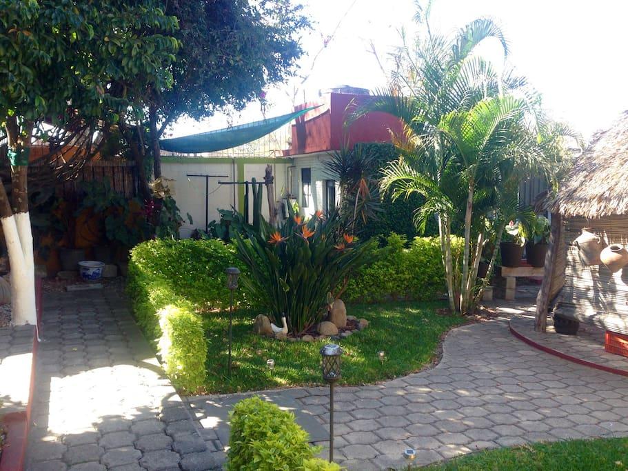 Common patio