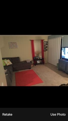 1bd/1bd near AT&T Stadium and Hurricane Harbor - Arlington - Lägenhet