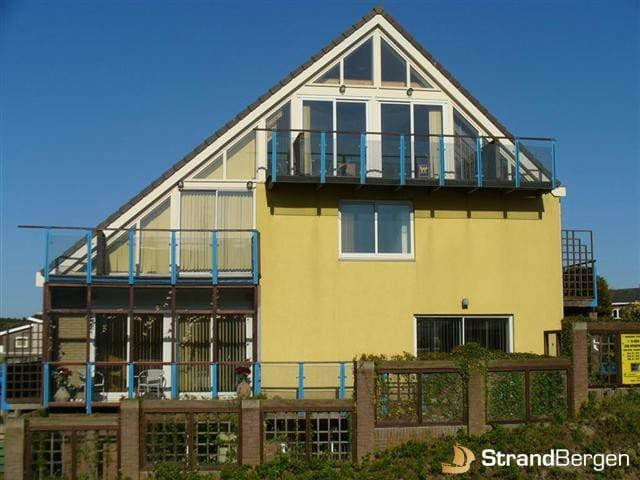 Triton D / Appartement ZON - Bergen aan Zee - Apartment