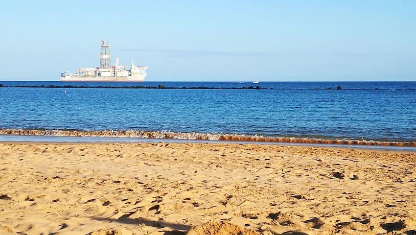 Caravan a la playa - San Andrés - Camper/RV