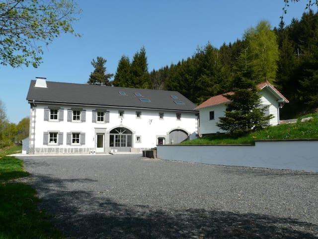 Authentieke Vogezen boerderij vlakbij Gerardmer - Ban-sur-Meurthe-Clefcy - Apartamento
