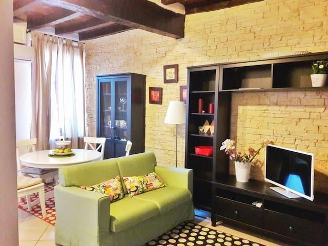 Residence 4 colori, alloggio bianco - Reggio Emilia - Wohnung