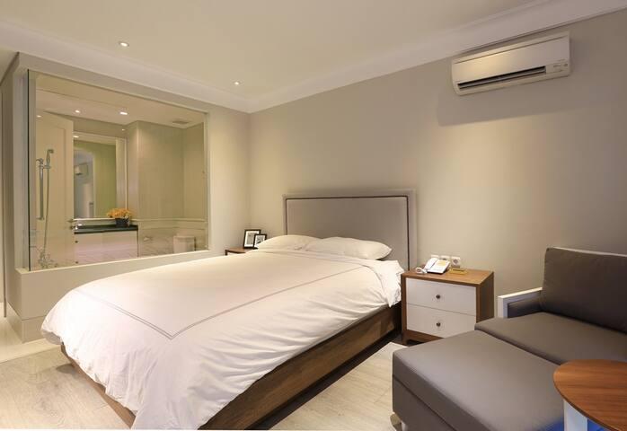 DELUXE ROOM @ Havenwood Residence TB Simatupang