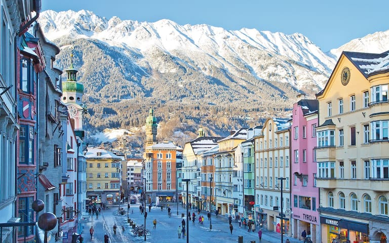 Innsbruck 101