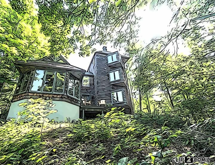 Rustic Muskoka Cottage