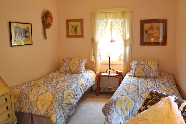 Dream Room 3 miles from Greenfront - Farmville - Ev