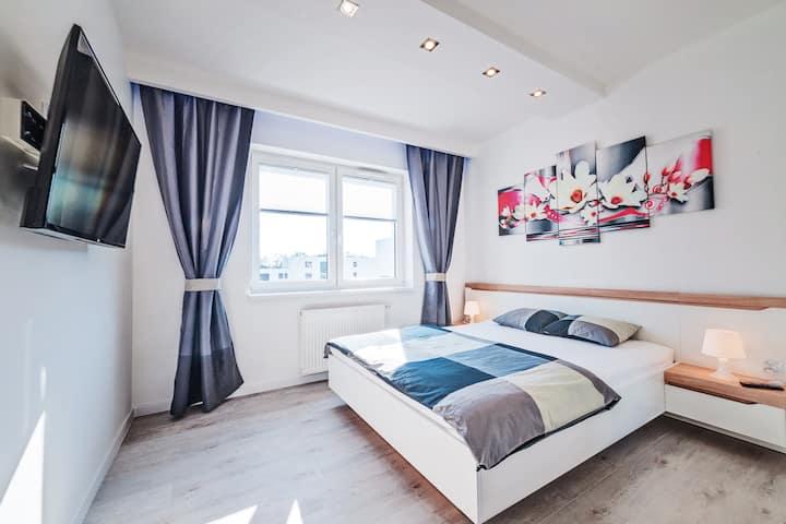 White Apartment Hawelańska
