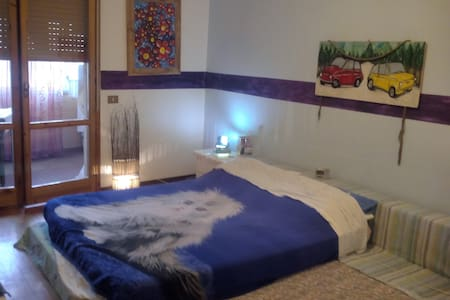 NON solo breakfast/stanza doppia - Imola - Condominium - 2