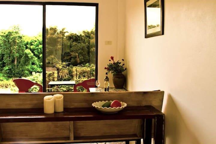 #5 Apartment terrasse meuble + petit déjeuné