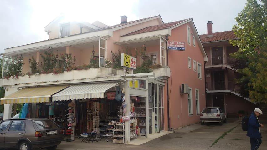 Pansion Cago - Međugorje - Hus