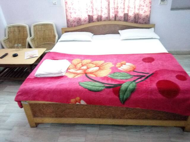 The Ecological resort in Pushkar near lake side