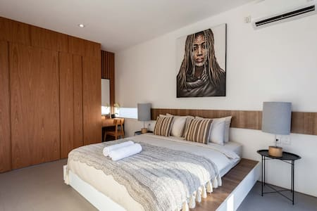 ❣️Beautiful room in 4BR villa 300m Brawa beach