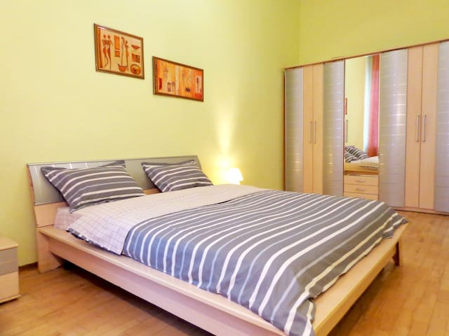 Luxury apartment on Kreschatyk сenter ARENA CITY