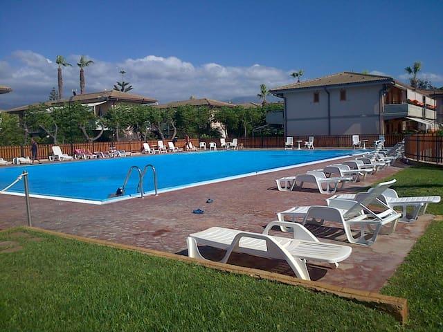 Sicily HOME: villa in residence - Contrada Pistavecchia 1 - Huis
