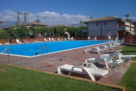 Sicily HOME: villa in residence - Contrada Pistavecchia 1 - Rumah