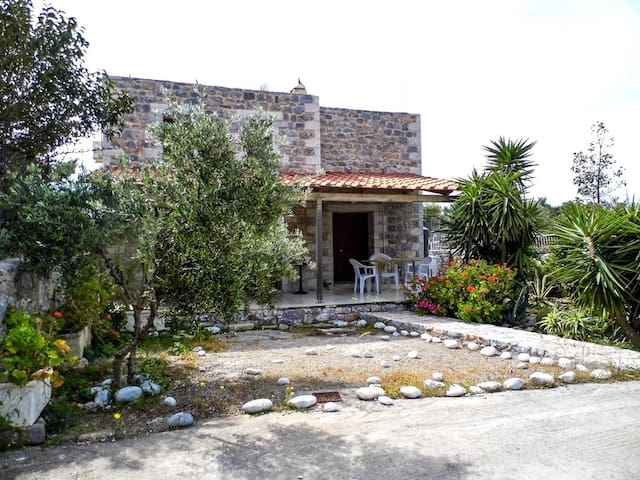 Traditional Stone House - Mani Peloponnese