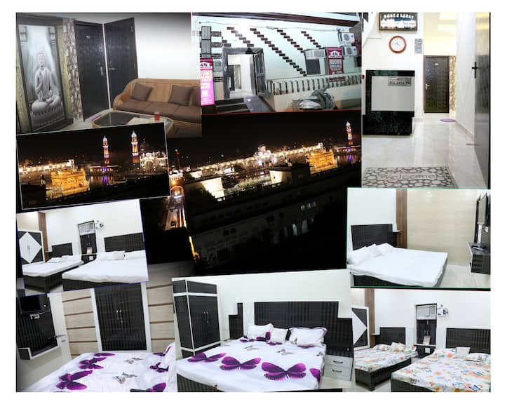 4n home stay, 5 metre from golden temple gate