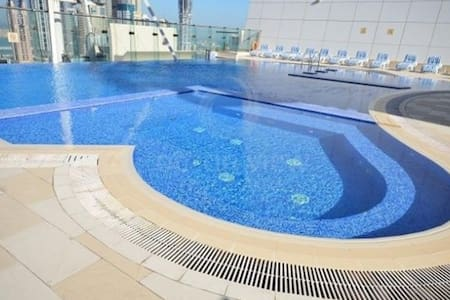 Fancy room with Marina and Sea view (balcony) - Dubai - Wohnung