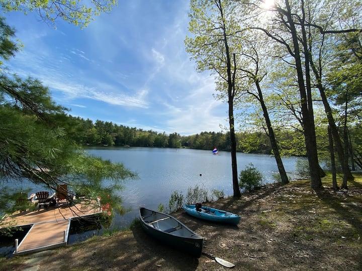 Montgomery Lake Cottage
