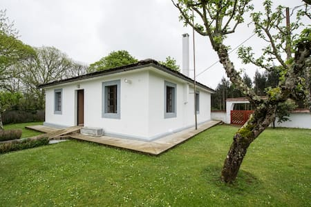 Bonita casa en entorno tranquilo y acogedor - Boimorto