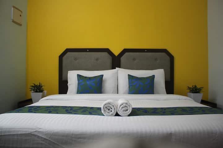 Hubloft | Enroute Thekkady | 2 Bedroom Apartment