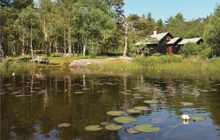 Holiday cottage with 4 bedrooms on 65 m² in Hommersåk