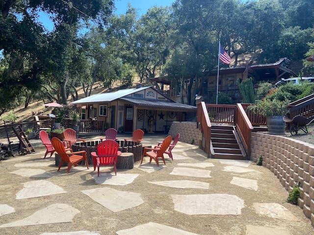 The Coop at Casa de Alvarez