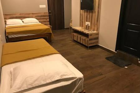 Triple Deluxe Room at Somwarpet Karnataka