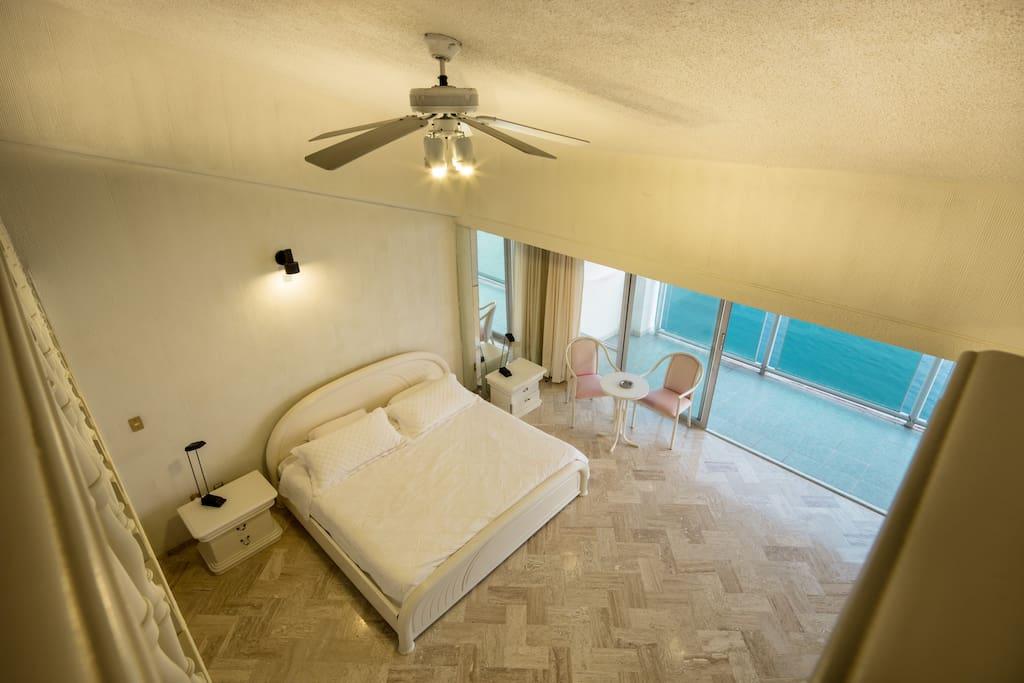 Habitación principal | Main room