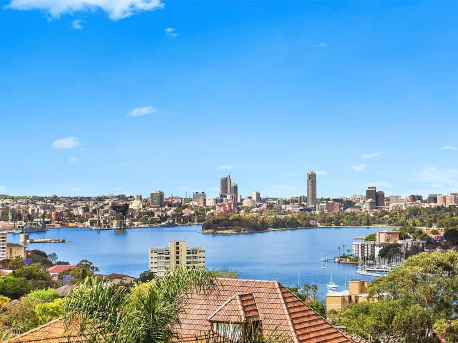 Views of Sydney Harbour,