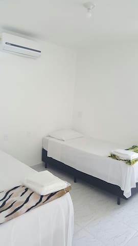 Pousada Serpa - Suite Dupla - Campinas - Bed & Breakfast