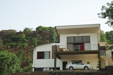 Panhala Home with a View