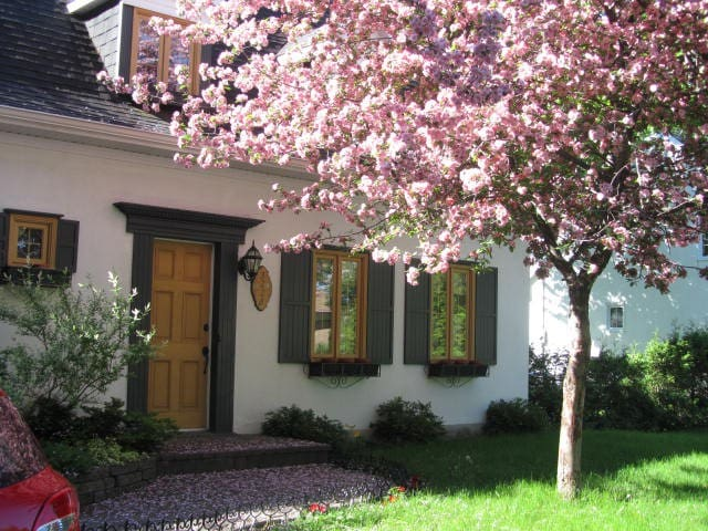 Grande chambre dans une maison champêtre - Lévis - Casa