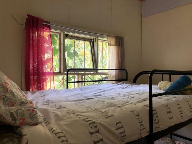Soul Sanctuary Extension- Top bunk left room