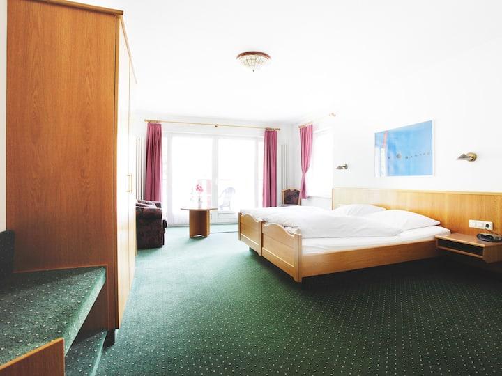Doppelzimmer im Hotel-Gasthof Neumühle